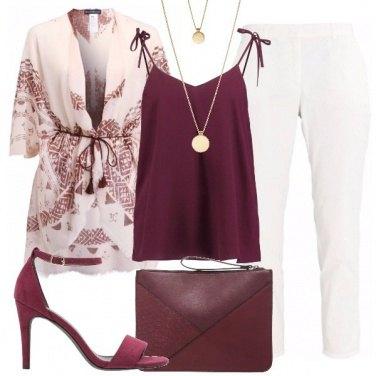 Outfit Il kimono