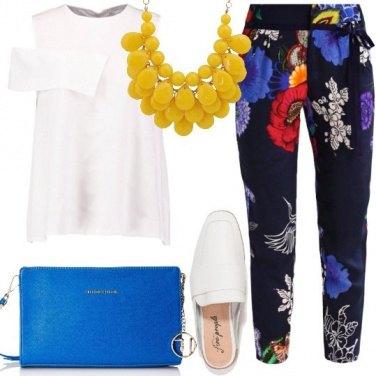 Outfit Petali di sole