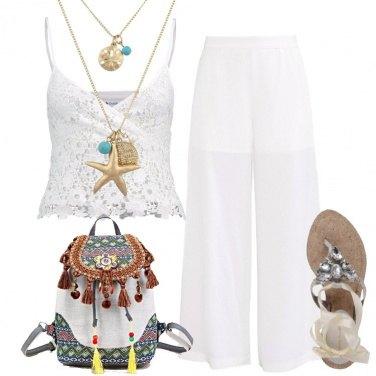 Outfit Voglia di bianco
