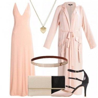 Outfit Un elegante tono su tono
