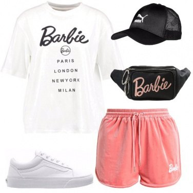 Outfit Come una Barbie