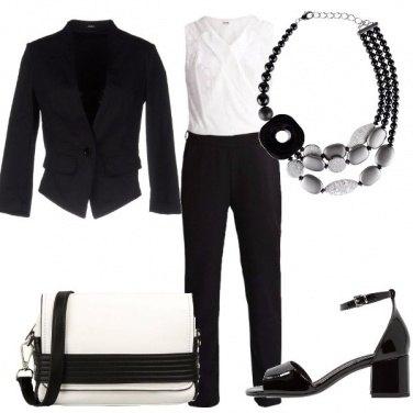 Outfit Immagini in bianco e nero