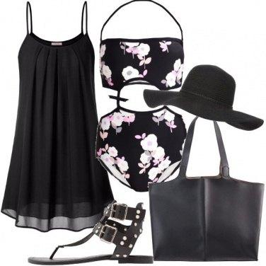 Outfit Stilosa al mare