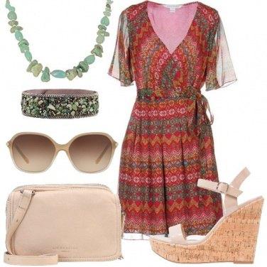 Outfit Un vestito fresco