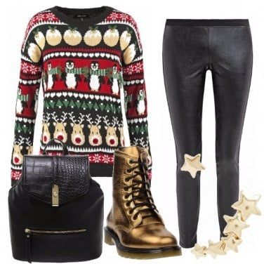 Outfit Jingle bell rock