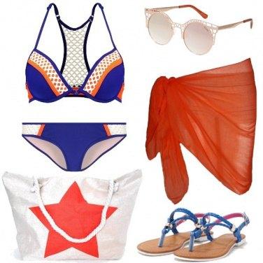 Outfit La stella arancione