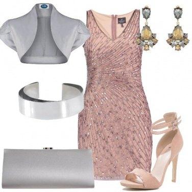 Outfit Miniabito elegante