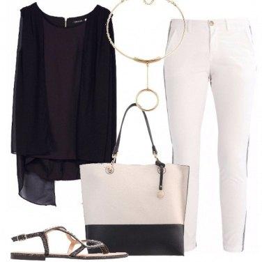 Outfit Il minimal da città