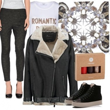 Outfit A winter trip