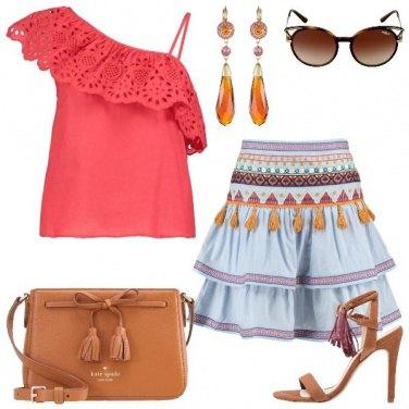Outfit Un look etnico