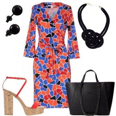Outfit Donna eccentrica