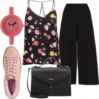 Outfit Sneakers di giorno