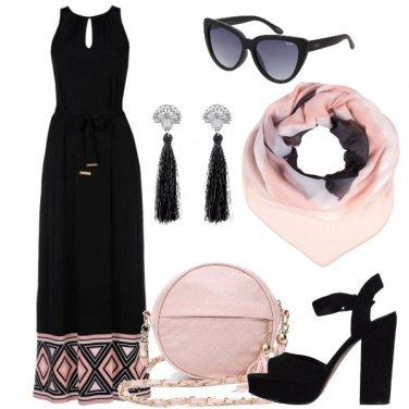 Outfit Una dea moderna