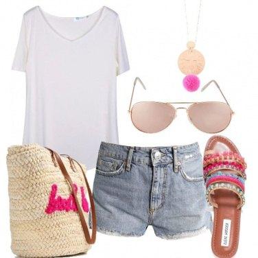 Outfit Maxi borsa