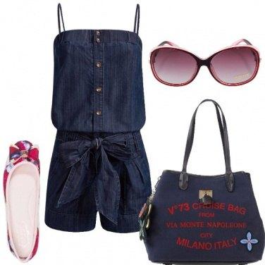 Outfit Partenza coi fiocchi