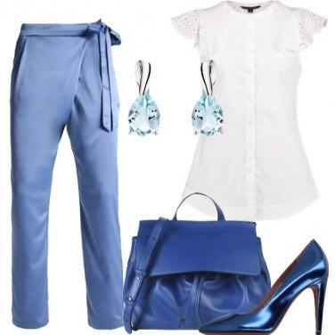 Outfit Un look con i fiocchi