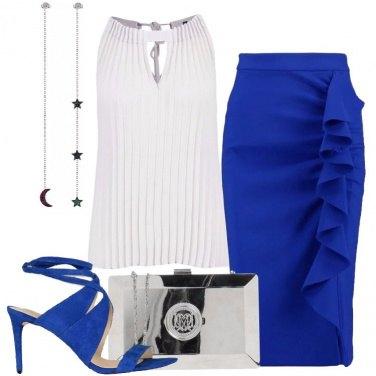 Outfit Vortici eleganti