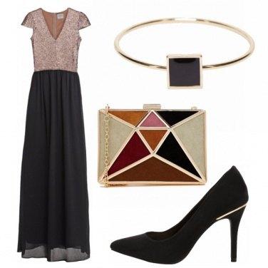 Outfit Dress code: long dress