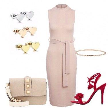 Outfit Il vestito aderente
