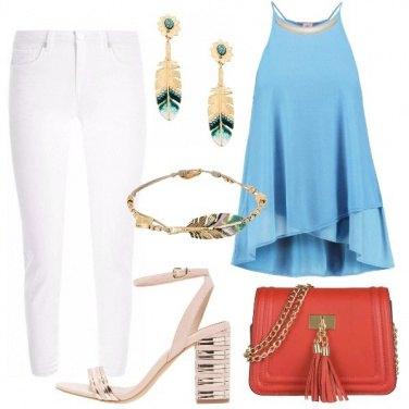 Outfit Sandalo originale