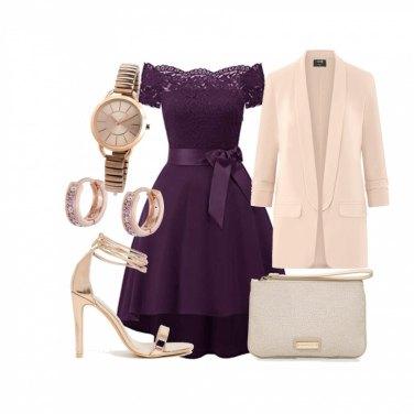 new style dfbe9 19da3 Outfit Cerimonia Donna: Trova il Look cerimonia su Bantoa