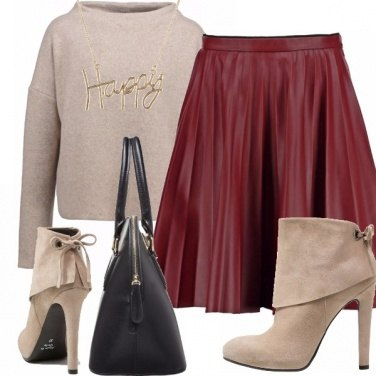 Outfit Un look cosi?