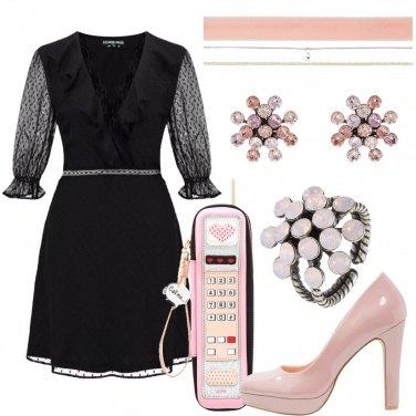 Outfit La pochette cellulare