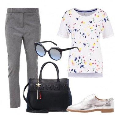 Outfit L\'occhiale particolare