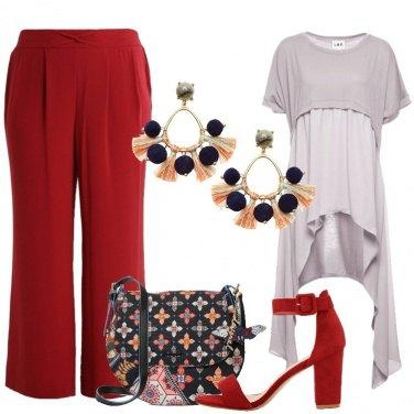 Outfit La tunica lunga