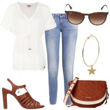Outfit Semplice ma curato