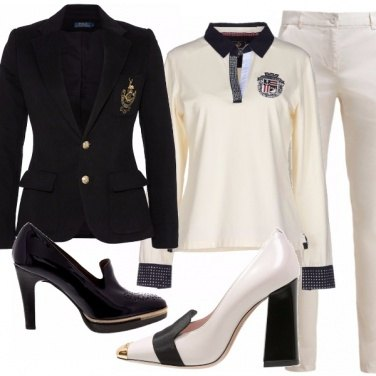 Outfit Luxury polo club