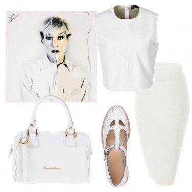 Outfit Ritratto di signora