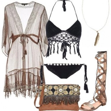 Outfit Sulla sabbia