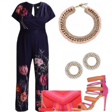 Outfit Elegante in jumpsuit