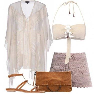 Outfit Falò in spiaggia