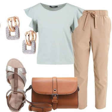 Outfit Amo la semplicità