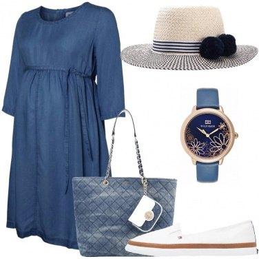 Outfit Mamma comoda e alla moda