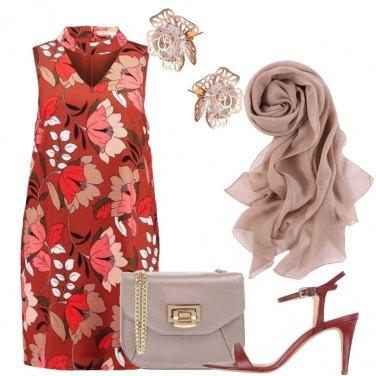 Outfit Il vestito floreale