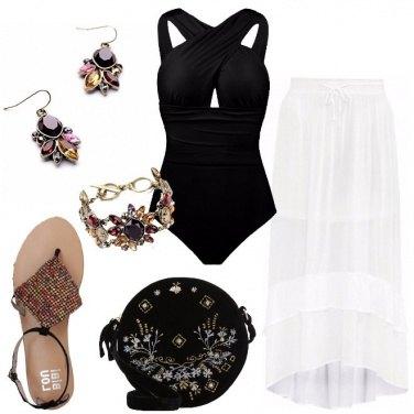Outfit Chic per una notte