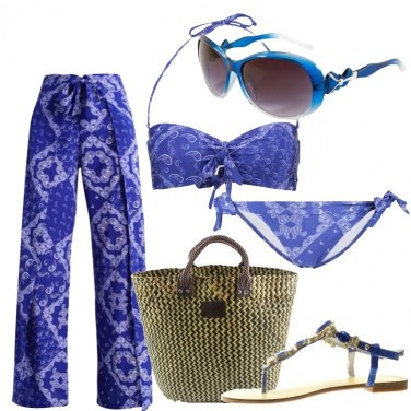 Outfit Pronte per la spiaggia