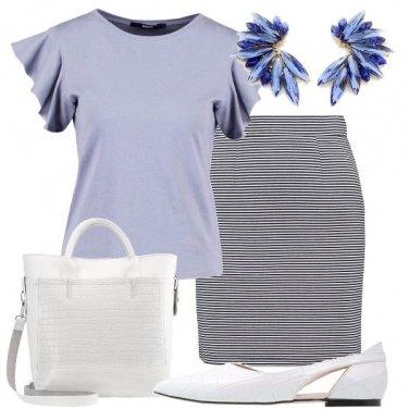 Outfit Comoda ed in ordine