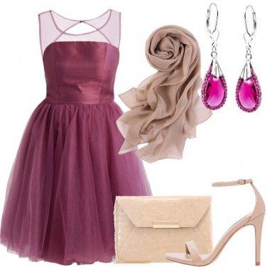Outfit Elegante per una cerimonia