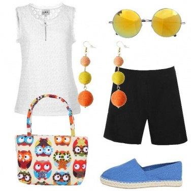 Outfit Colore e allegria