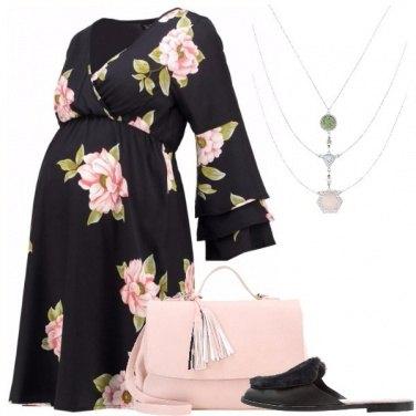 Outfit Comoda nell\'attesa