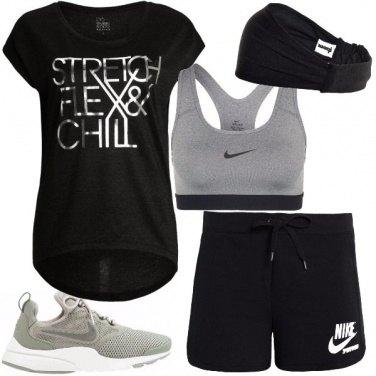 Outfit Una corsa al giorno
