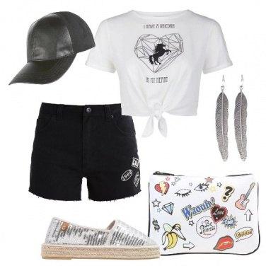 Outfit Pochette creativa
