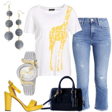 Outfit La minibag trendy