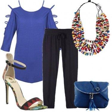 Outfit Una collana particolare