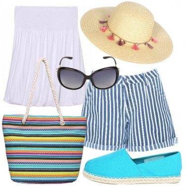 Outfit Il necessario per la mia vacanza