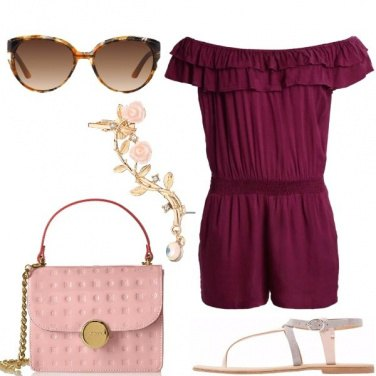 Outfit Minibag al mare